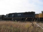 HLCX 5991 Is  The Last Unit Of A NB Manifest